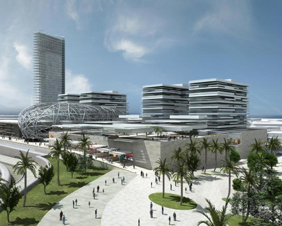 MARINA SHOPPING CENTER - CASABLANCA
